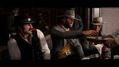 Always in the mood for a drink (THEMCKING) Tags: rdr reddeadredemption2 rdr2 pc ansel arthurmorgan screenshot rockstargames outlawsforlife reddeadphotography gameplay