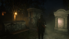 Searching the cemetary (THEMCKING) Tags: rdr reddeadredemption2 rdr2 pc ansel arthurmorgan screenshot rockstargames outlawsforlife reddeadphotography gameplay