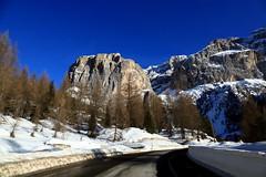 The Sella Pass (annalisabianchetti) Tags: sella dolomites dolomiti mountains montagne travel beautiful nature natura trentinoaltoadige paesaggio landscape
