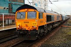 Photo of 66788 at Warrington Bank Quay