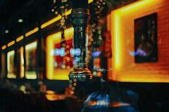 2228/1732'z (june1777) Tags: snap street alley seoul night light bokeh sony a7ii konica hexanon ar 50mm f17 800 clear shinchon vin2 fav50