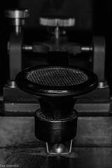 """Für das """"Dit"""" und das """"Dah"""" --- For the """"Dot"""" and the """"Dash"""" (der Sekretär) Tags: achse bakelit bokeh detail dof druckknopf eisen elektronik elektrotechnik empfänger feinmechanik feinwerktechnik funk funkgerät gerät metall morsetaste rad radio rundfunk rändelrad rändelung schalter stahl taste telegrafie telegraphie tiefenschärfe welle alt assembly axle bakelite blurred button closeup control depthoffield device electricalengineering electronics finemechanics fuzzy iron key knurledwheel knurling metal morsekey obsolet obsolete old outoffocus outofdate outdated precisionengineering precisionmechanics pushbutton radioset radiotelegraphy receiver steel switch telegraphy transceiver unscharf vague veraltet verschwommen wheel wireless"""