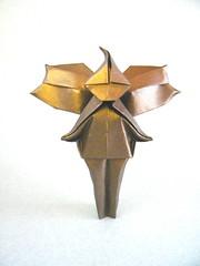 Fada - Marc Vigo (Rui.Roda) Tags: origami papiroflexia papierfalten fairy fée fada marc vigo