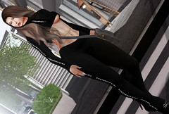 Look 161 (Aghata Darkwatch (Blogger)) Tags: lsr vanityevent chain accessories gift groupgift free shoes suit outfit heels