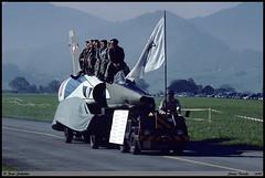 """MIRAGE III"" RS Fliegerstaffel10 Stans Buochs octobre 1999 (paulschaller67) Tags: mirageiii rs fliegerstaffel10 stans buochs octobre 1999"