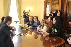Rui Rio em reunião com a Ordem dos Médicos