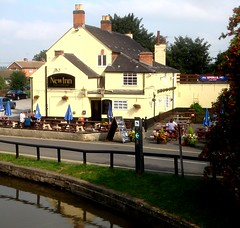 [83859] Shardlow : New Inn (Budby) Tags: derbyshire shardlow canal waterway navigation pub publichouse