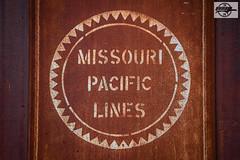 Rusty Buzzsaw at Poplar Bluff, MO (Mo-Pump) Tags: train railroad railfan railroader railway railroading railroads railfanrailroader locomotive