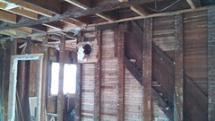Future Master Bedroom (Coffer Contracting) Tags: residential framing demolition walls renovations