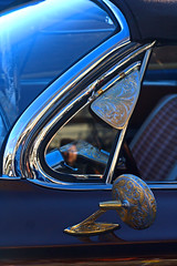 Obsession CC Impala side mirror (Light Orchard) Tags: car auto automobile voiture restomod restored vintage antique old classic impala chevrolet chevy ©2020lightorchard bruceschneider