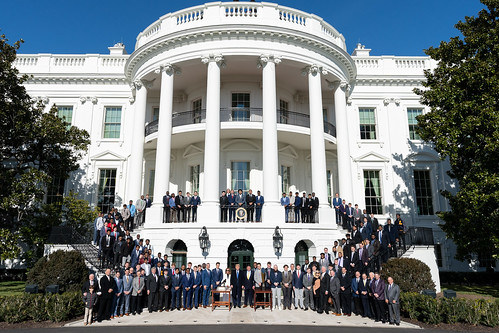 LSU Football at the White House by The White House, on Flickr