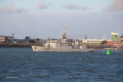 FNS Commandant Blaison (Rob_Pennycook) Tags: f793 frenchnavalship frigate portsmouth solent