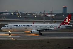 """Ataşehir"" Turkish Airlines TC-JTF Airbus A321-231 Sharklets cn/6987 @ LTBA / IST 24-11-2018 (Nabil Molinari Photography) Tags: ataşehir turkish airlines tcjtf airbus a321231 sharklets cn6987 ltba ist 24112018"