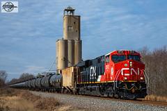 Northbound UP Other Unit Train at Junland, MO (Mo-Pump) Tags: train railroad railfan railroader railway railroading railroads railfanrailroader locomotive