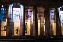 National Gallery of Scotland (margaretsdad) Tags: dctz200 lumix tz200 panasonic scotland edinburgh midlothian d7100 scottbarron night nightphotography street