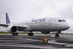 N26960 B789 UNITED AIRLINES YBBN (Sierra Delta Aviation) Tags: united airlines boeing b789 brisbane airport ybbn n26960