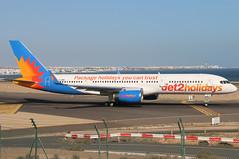 G-LSAK_08 (GH@BHD) Tags: glsak boeing 75723n jet2 arrecifeairport lanzarote 757 752 757200 b757 b752 ls exs ace gcrr arrecife aircraft aviation airliner
