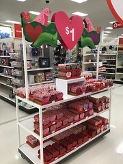 Target Valentine's Day Department (JeepersMedia) Tags: target easter department valentinesday