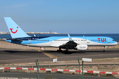 G-CPEV_06 (GH@BHD) Tags: gcpev boeing 757236 tuiairways arrecifeairport lanzarote 757 752 757200 b757 b752 by tom ace gcrr arrecife aircraft aviation airliner