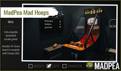 MadPea Mad Hoops @Man Cave! (MadPea Productions) Tags: madpeaproductions madpea madpeas madpeamadhoops hoops madhoops basketball fun excitement games game interactivegaming interactivegame interactivegames interactive socialgame socialgames gaming slgaming