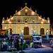 Vigan Cathedral during Christmas week