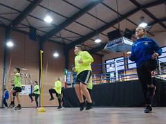7719 - Warm up (Diego Rosato) Tags: warm up riscaldamento training allenamento boxe boxing pugilato boxelatina boxer pugile fuji x30 rawtherapee