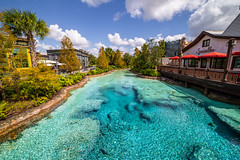 Clear Springs (Jared Beaney) Tags: canon6d canon travel photography photographer disney park parks theme amusement resort resorts themed usa america florida orlando kissimee waltdisneyworld disneysprings shopping mall complex