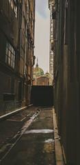 Desolation Row (Tidalist) Tags: laneway alley melbourne australia desolate empty deserted