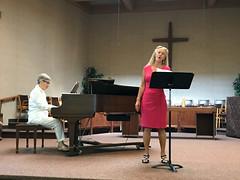 Heather Recital 1 (daryl_mitchell) Tags: regina saskatchewan canada summer 2019 heather leslie recital wesley united church
