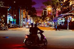 2020-Vietnam 09 (sakamichi-66) Tags: vietnam danang street nightview motorcycle sunset fuji xf1680mmf4 xh1