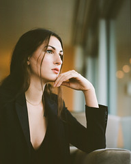 Quinn (darylovejr) Tags: rz67 mamiya 6x7 portrait film mediumformat portra400 pushed 110mm