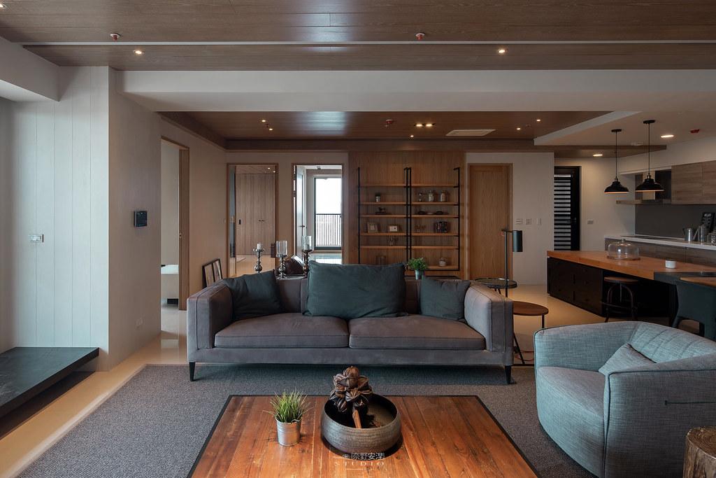 林森苑   好的設計,讓整個空間更有質感   燈光版 10