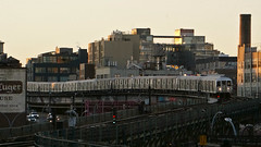 Looooong Live the R42! (CrispyBassist) Tags: railroad railway train track transit subway elevated newyork newyorkcity newyorkcitysubway newyorkcitytransit nyc nyct nycta jamaicaline brooklyn