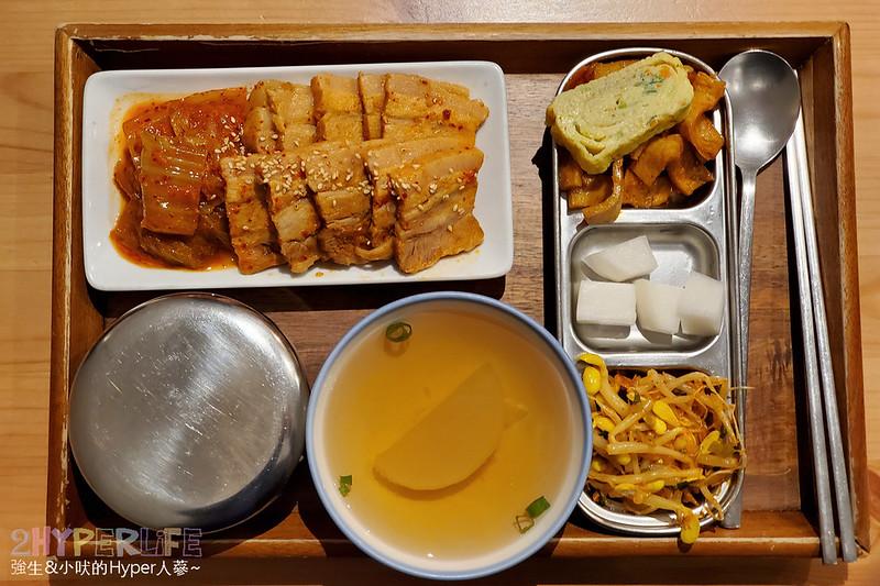 kbab,一中好吃韓式料理,一中必吃餐廳,一中韓式,中友美食,台中好吃韓式料理,台中美食,台中韓式料理,台中韓式飯卷 @強生與小吠的Hyper人蔘~