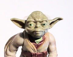 2020 Gray Hair Yoda Portrait Star Wars 4513 (Brechtbug) Tags: 2020 gray hair yoda portrait star wars action figure toy toys space opera film movie science fiction scifi droid android protocol robot metal man goblin the force wizard adventure galactic character prototype design ralph mcquarrie