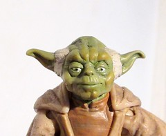 2020 Prequel Yoda Portrait Star Wars 4502 (Brechtbug) Tags: 2020 prequel yoda portrait star wars action figure toy toys space opera film movie science fiction scifi droid android protocol robot metal man goblin the force wizard adventure galactic character prototype design ralph mcquarrie