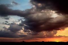 Harmonie du soir (Boccalupo) Tags: italie italia toscane toscana tuscany ciel sky cielo nuage nuvola cloud tramonto sunset crépuscule coucherdesoleil dusk sun soleil sole canon eos 5dmarkii