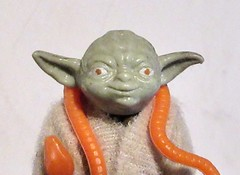 2020 Original 80s Yoda Portrait Star Wars 4507 (Brechtbug) Tags: 2020 original 80s yoda portrait star wars action figure toy toys space opera film movie science fiction scifi droid android protocol robot metal man goblin the force wizard adventure galactic character prototype design ralph mcquarrie 1980 1980s