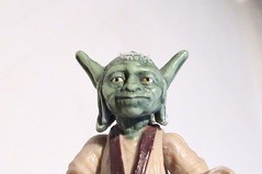 2020 McQuarrie Design Yoda Portrait Star Wars 4489 (Brechtbug) Tags: 2020 mcquarrie design yoda portrait star wars action figure toy toys space opera film movie science fiction scifi droid android protocol robot metal man goblin the force wizard adventure galactic character prototype ralph