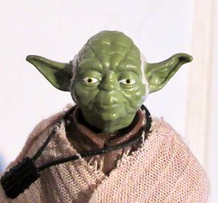 2020 Black Series Yoda Portrait Star Wars 4509 (Brechtbug) Tags: 2020 black series yoda portrait star wars action figure toy toys space opera film movie science fiction scifi droid android protocol robot metal man goblin the force wizard adventure galactic character prototype design ralph mcquarrie