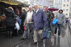 Antwerp, Bird Market (chipje) Tags: street people rain market graanmarkt birdmarket belgium vogeltjesmarkt antwerp antwerpen