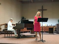 Heather Recital 2 (daryl_mitchell) Tags: regina saskatchewan canada summer 2019 heather leslie recital wesley united church