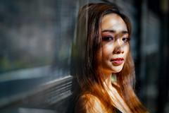 Sneaking Suspicion   Truong Trinh   Vietnam (Paul Tocatlian   Happy Planet) Tags: vietnam vietnamese vietnamesegirl vietnamesemodel girl model photoshoot hochiminhcity saigon happyplanet asiafavorites