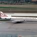Turkish Airlines Boeing 727-2F2/Adv  TC-JCB