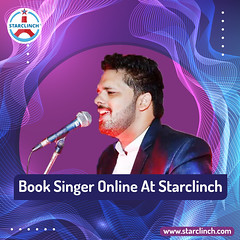 Book Singer Online at Starclinch (amitkumarbhatt09) Tags: book singer online best starclinch artist booking