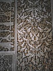 Mosaic 1 (Sara Soler) Tags: alhambra granada palaciosnazaríes muslim musulman arte españa spain