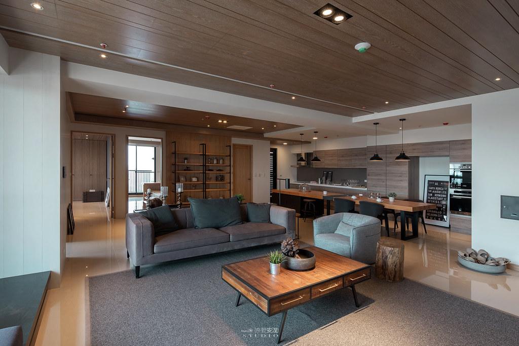 林森苑   好的設計,讓整個空間更有質感   燈光版 9