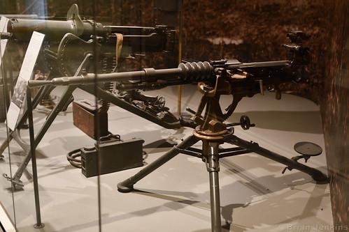 Hotchkiss Modèle 1914 Machine Gun