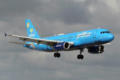 A320.N779JB-3 (Airliners) Tags: jetblue jetblueairways 320 a320 a320232 airbus airbus320 airbusa320 airbusa320232 bluericua speciallivery specialcs fll n779jb 122719