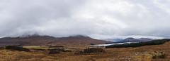 Pano Highlands (Elfkild) Tags: eosr brûme ciel clouds edimbourg edinburgh highlands hiver horizon landscape locktulla mountain nuages pano paysage scotland scottichlife sky tulla water écosse bridgeoforchy royaumeuni